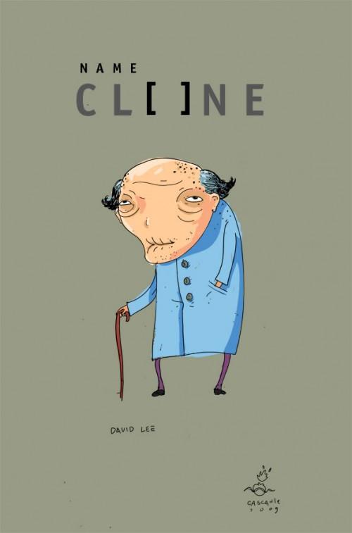 Old man - name clone - david lee