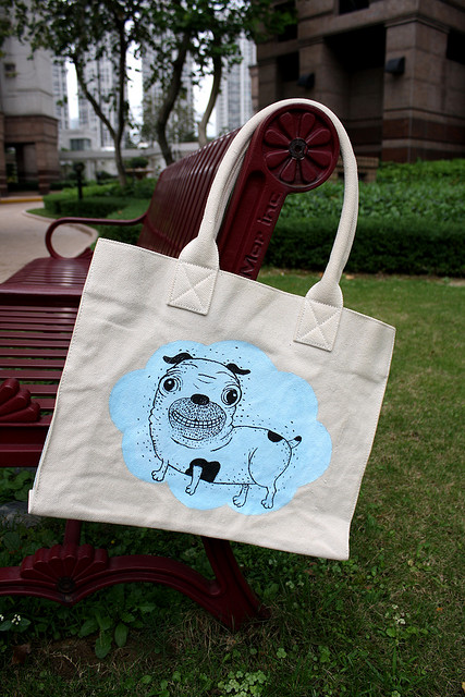 Bag for Better – Tote bag art submission