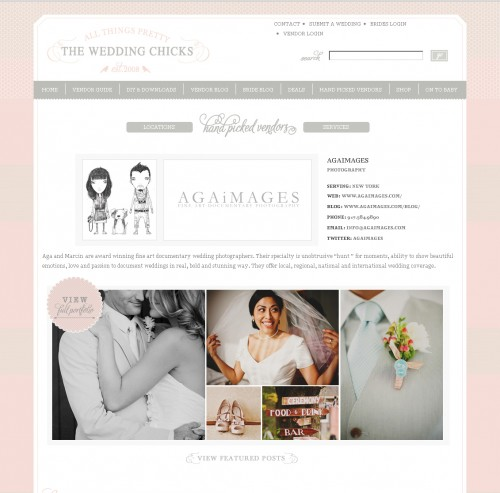 weddingchicks blog