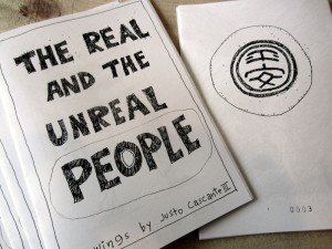 cover of the real and unreal people