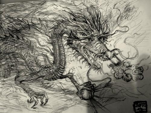 dragon - Chinese Dragon