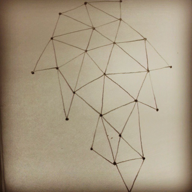 Geometric drawing #drawing #geometricshapes  #geometrical  #hkig #ighk #thewipe